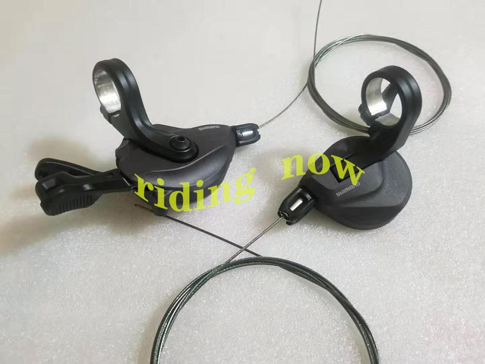 DEORE <font><b>XT</b></font> SL-<font><b>M8100</b></font> Trigger Shifter 2*12s MTB bicycle bike shifters <font><b>M8100</b></font> original outer casing image