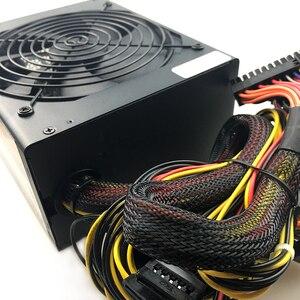 Image 3 - ATX PSU 1800 واط وحدات امدادات الطاقة ل Eth تلاعب Ethereum عملة التعدين منجم 180 240 فولت psu جهاز تعدين 24P للكمبيوتر الخ ZEC ZCASH