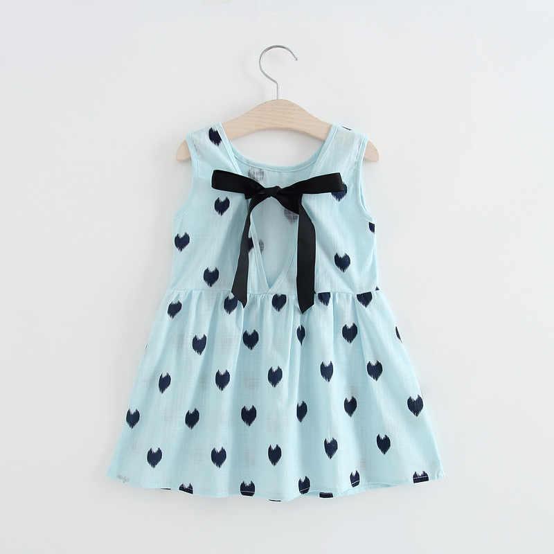 2 3 4 5 6 7 8 jahre Alt Mädchen Kleider Sommer Kinder Elegante Prinzessin Kleid Ärmel Urlaub Süße Sommerkleid kinder Kleidung