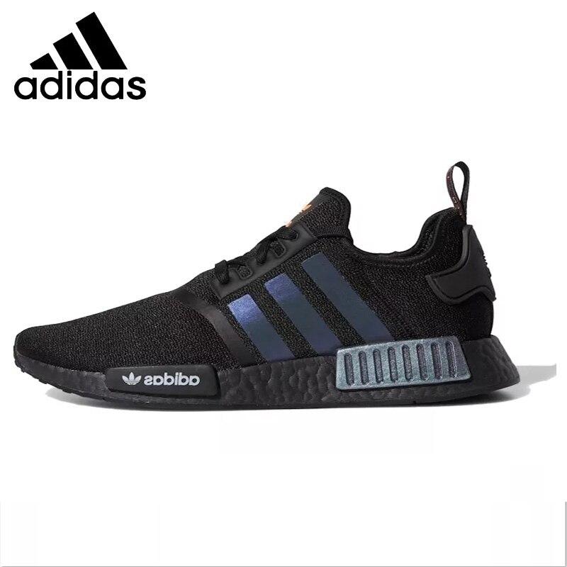 Indígena no pueden ver la seguridad  Breathable Adidas Originals NMD R1 FV8025 Men's Running Shoes Sneakers  Sport Outdoor Sneakers Comfortable|Running Shoes| - AliExpress