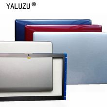 YALUZU funda trasera para Samsung NP535U3C, NP530U3C, NP530U3B, NP532U3C, LCD, BA75 03709G, plata, 530U3B, 535U3C, 532U3C, 532U3X