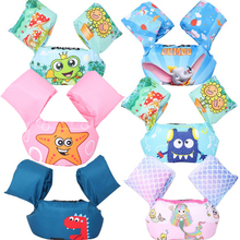 Float Swimsuit Jumper Life-Jacket Baby Puddle Water Sports Foam-Safety Training Cartoon
