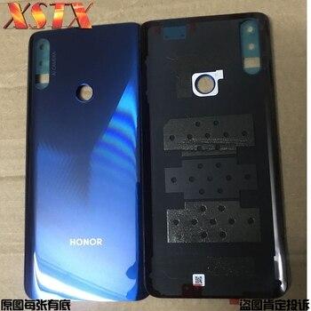 Перейти на Алиэкспресс и купить Задняя крышка батареи задняя панель Задняя Дверь Корпус чехол для Honor 9X & 9X pro