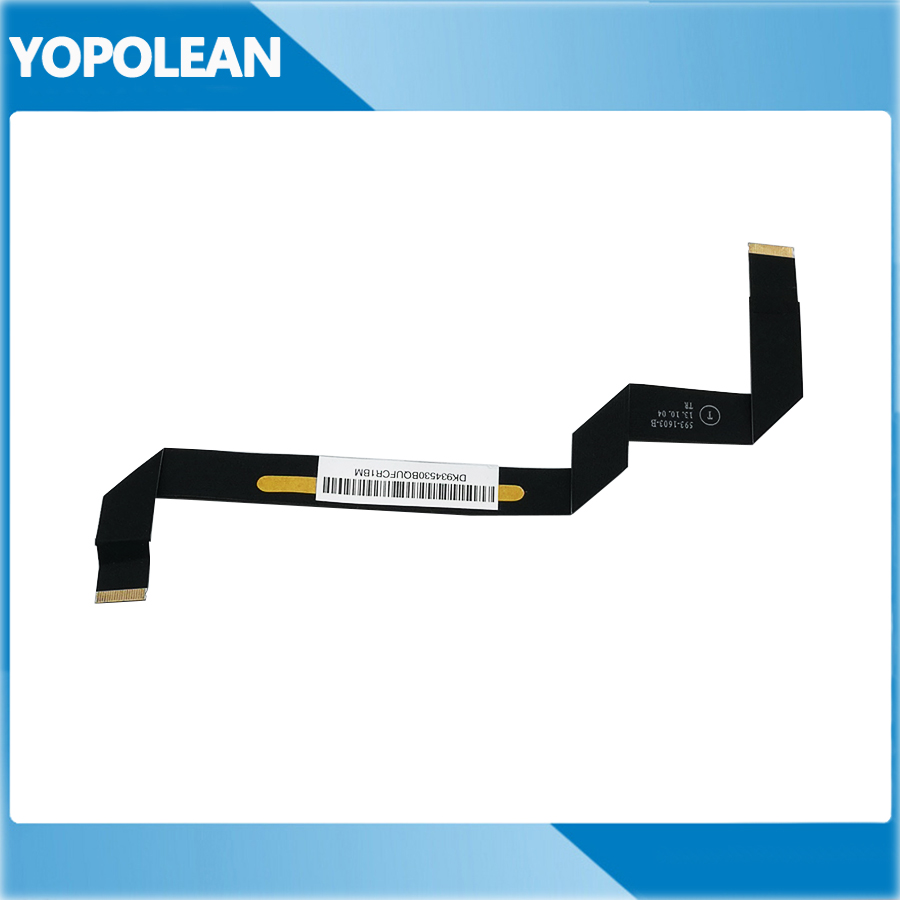A1466 Trackpad Keyboard Flex Ribbon Cable Connectors Kit for Macbook Air