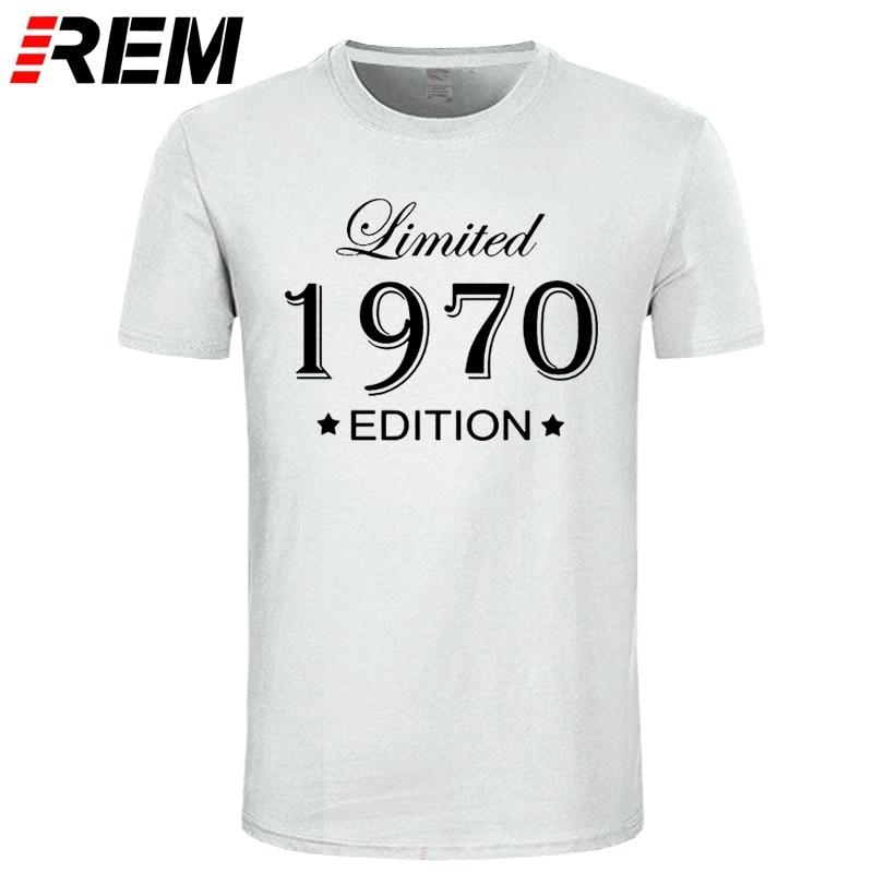 t camisas masculino engraçado aniversário manga curta