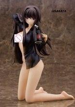 17cm SkyTube Muv Luv alternatif toplam Eclipse aksiyon figürü Takamura Yui seksi kız oyuncak PVC CHN Ver. Model karikatür ücretsiz kargo