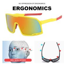 2020 NEW Outdoor Sport Cycling Glasses Mountain Biking Cycling Sunglasses UV400 Sunglasses Sports Eyewear Goggles for Men Women sunglasses cycling glasses cycling sunglasses women anti uv cycling eyewear men running goggles eyewear fishing sports sunglass
