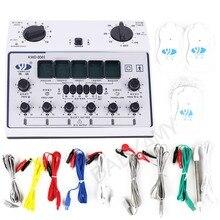 YingDi KWD808 I آلة تحفيز الأعصاب والعضلات 5 الموجي 6 الناتج العلاج الكهربائي KWD808 I KWD 808 I دينار 808 I