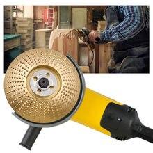 Угловая шлифовальная машина шлифовальный диск для деревообработки