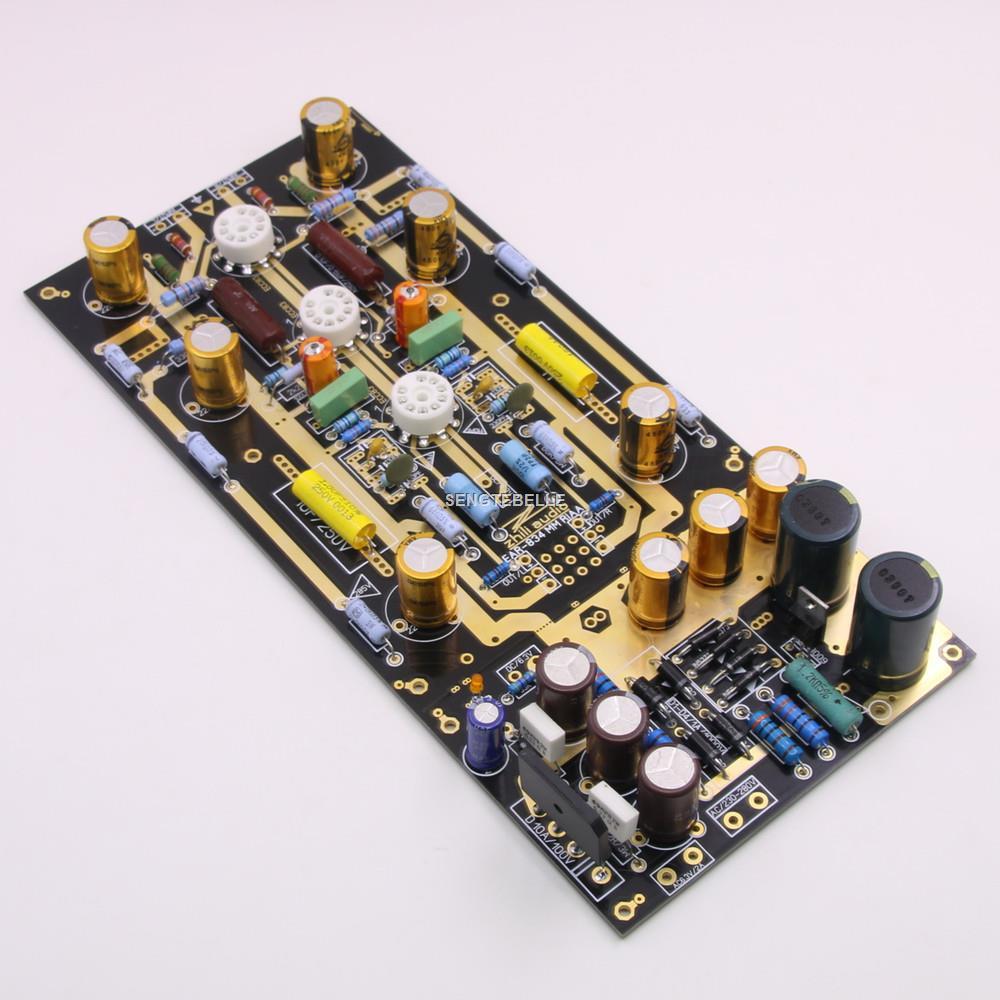 Platine Hifi MM RIAA Ear834 carte amplificateur Phono Tube/Kit 12AX7/ECC83