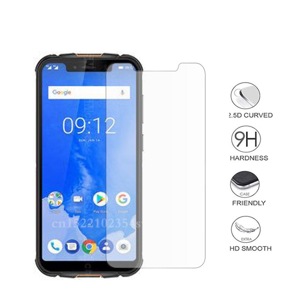 Tempered Glass 9H Explosion-proof Protective Film Screen Protector mobile phone for Ulefone Armor 5 Armor5