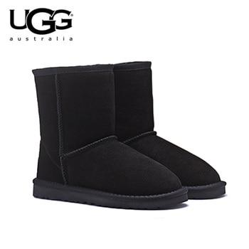 2020 Original New Arrival UGG BOOTS 5825 Women uggs snow shoes Sexy  Winter Boots Women's Classic Short Sheepskin Snow Boot