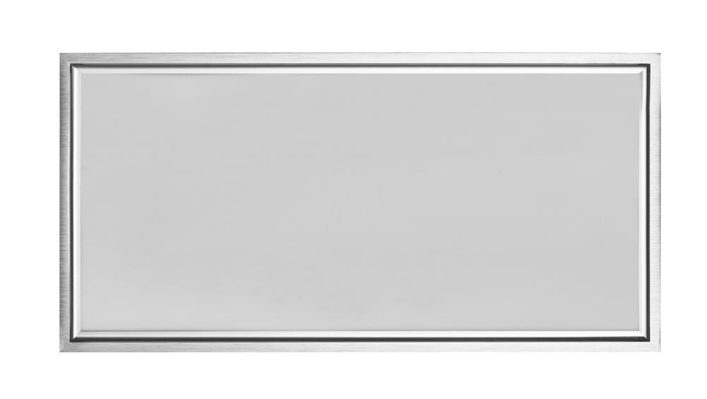 60*120 большая панель света холодный белый светодиодный светильник 220 В PIR датчик движения светодиодный прожекторы уличные освещение для улич