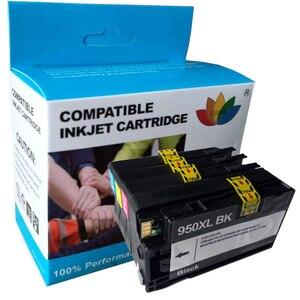 4 COMPATIBLE INK FOR HP 950 HP 951 950XL 951XL PRINTER CARTRIDGE OFFICEJET 8100 8600 8600e 8610 8615 8625 8660 251DW 276DW