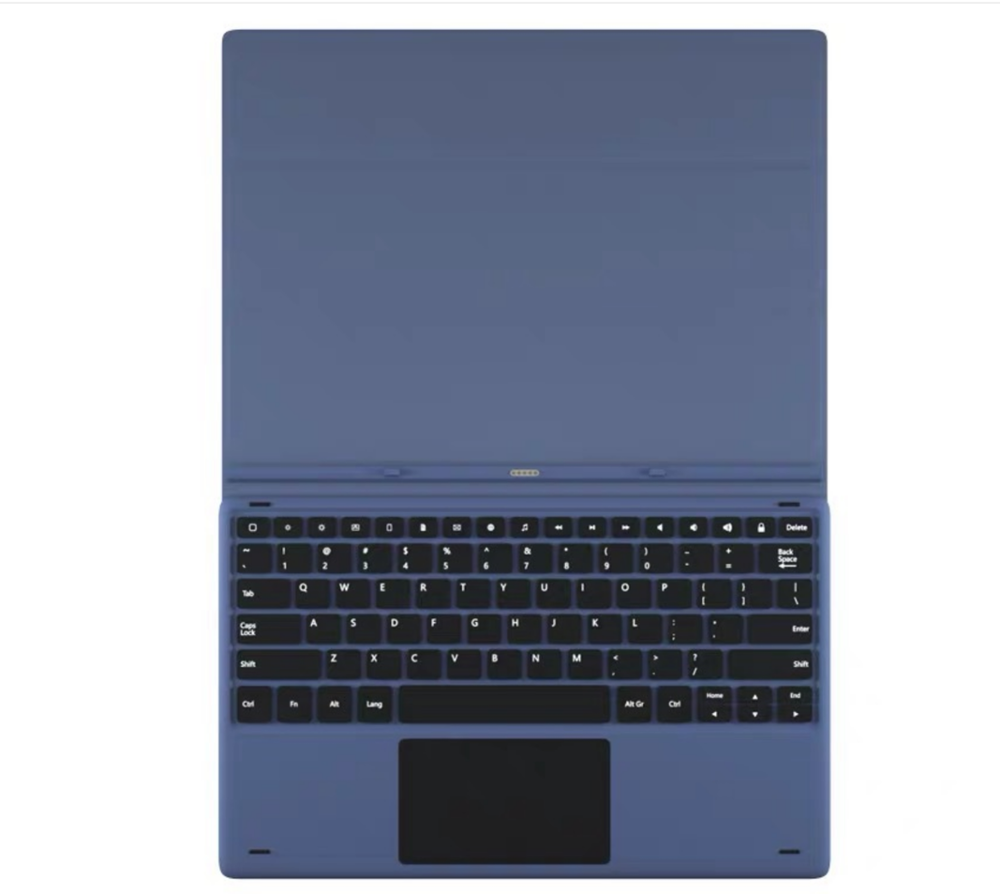 For Ipad Pro 11.6 Inch Wireless Keyboard With Detachable Keyboard Case