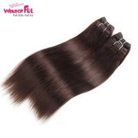 Yaki Straight Remy Burg# 99J# Human Hair 4 Bundles Deal 190 Gram 1 Packet 100% Natural Hair Extension Peruvian Hair Weave