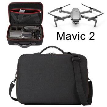 Portable Shoulder Bag for DJI Mavic 2 Pro Zoom Handbag Storage Carrying Box Case for Mavic 2 Accessories Suitcase Protector