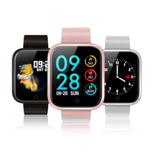 Women IP68 Waterproof Smart Watch P70 P68 Bluetooth 4.0 Smartwatch For Apple IPhone LG Heart Rate Monitor Fitness Tracker