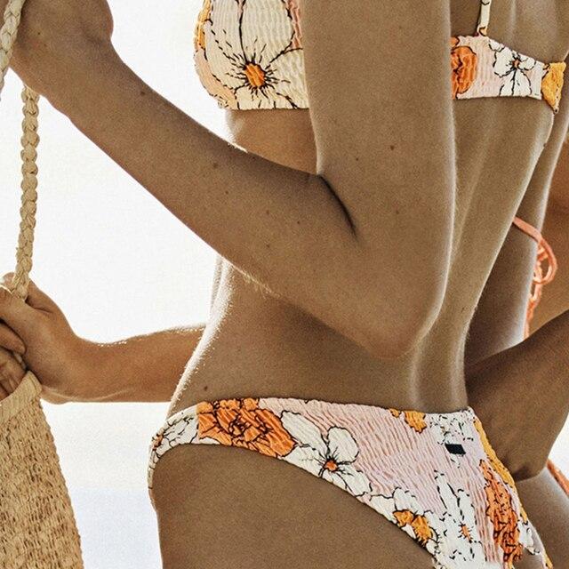 Sexy Brazilian Push Up Bikini Swimwear Women Micro Swimsuit B4518 8