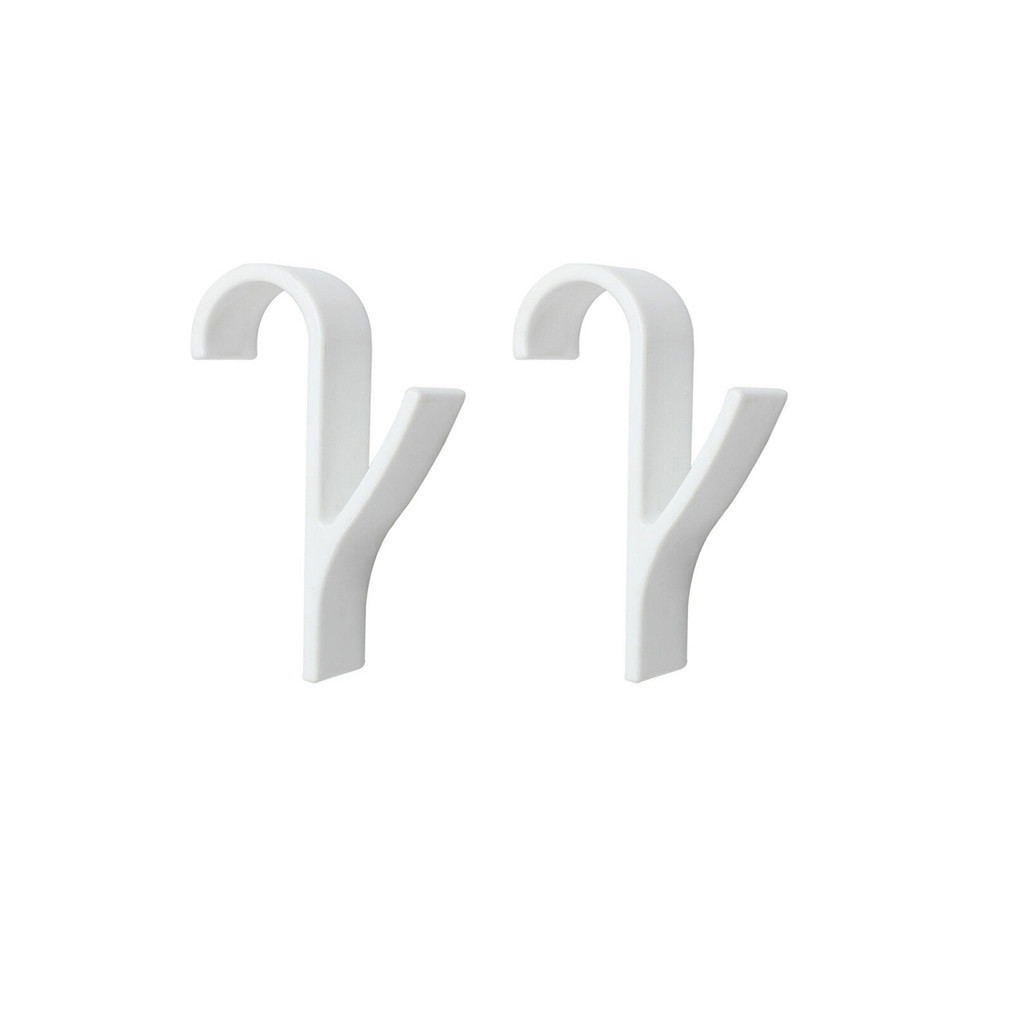 6/8/10 шт. крючки Высокое качество вешалка для подогрева Полотенца радиатор рельса Ванна Крюк Держатель трубчатые радиаторы Полотенца крючки - Цвет: 2PC