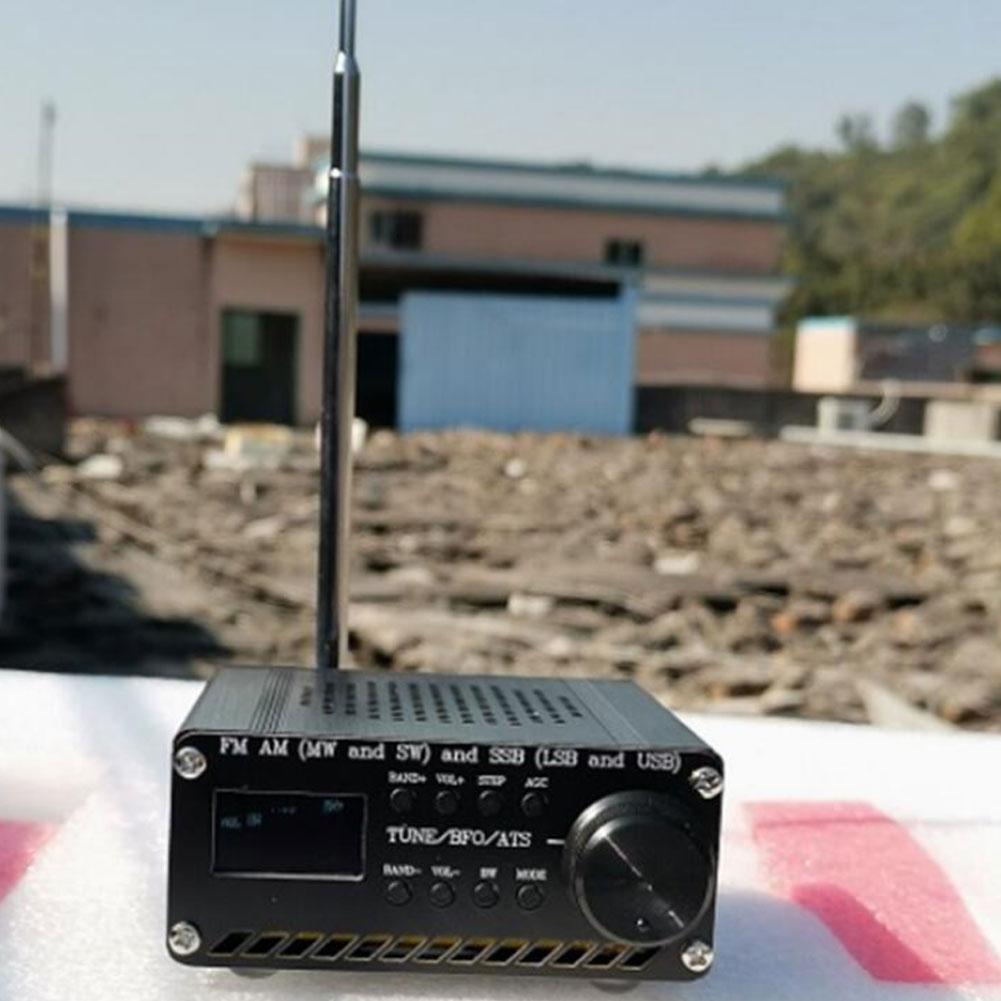 si4732 fm am ssb receptor de rádio
