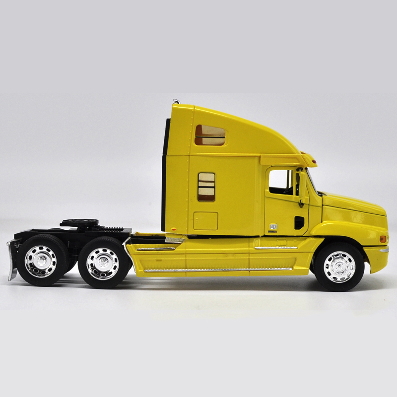 1/32 Alloy Truck Model  Actros Tractor Trailer Metal Car Model Collection Decoration Gift