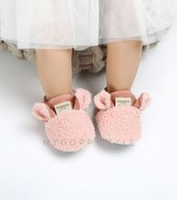 Baby Socks Shoes Booties Cotton Soft Anti-slip