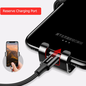 Image 2 - Baseus Gravity Car Phone Holder For iPhone 11 Pro Max Samsung Car Mount Holder For Phone in Car Cell Mobile Phone Holder Stand