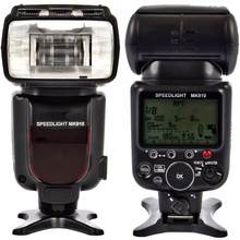 Meike mk910 1/8000s sincronização ttl câmera flash luz speedlite para nikon d7100 d7000 d5300 d5100 d5000 d5200 d90 d70 + dom gratuito