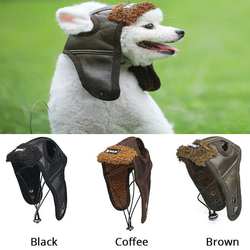 pilot hat for dogs