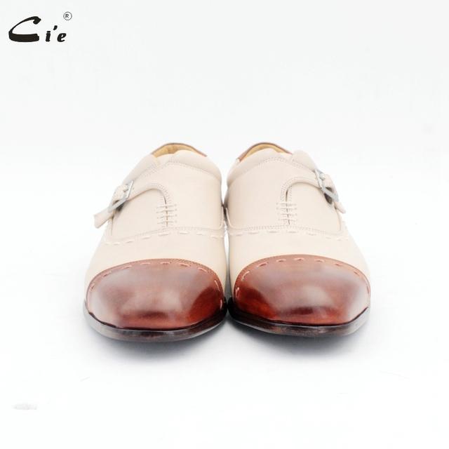 C'ie, Full grain, calf leather handmade men's footwear, breathable comfortable shoes
