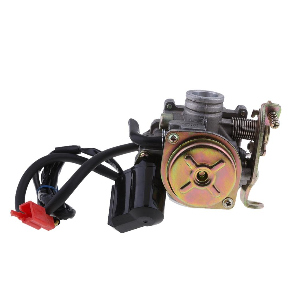 19mm Carb Carburetor For GY6 Jog50 50cc-80cc Scooter CVK TNG ATV Dirt Bike