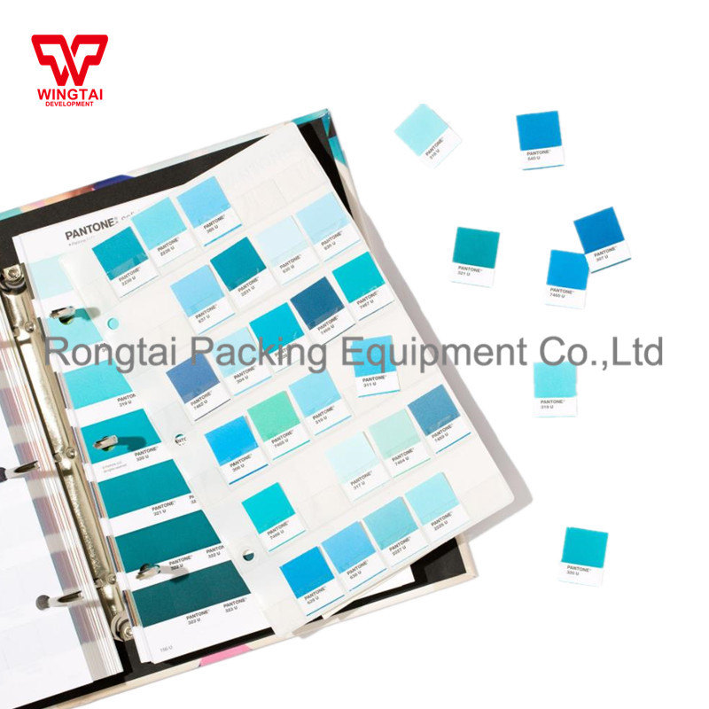 Pantone GP1608A  Solid Chips And FORMULA GUIDE Color Set