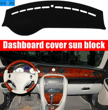 For MG MG 7 MG7 2007 2008 2009 2010 Dashboard Cover Sun Shade Non-slip Dash Mat Pad Carpet Car Stickers Interior Accessories