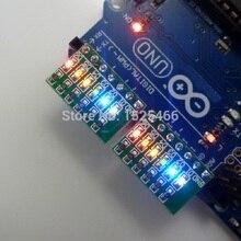 PCB Breadboard Lol MEGA2560 Arduino Uno Rapid Prototyping LED 12V Multicolor 5V for 0603-Package