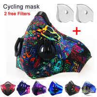 GLORSUN Anti Dust Mask for Mouth pm2.5 Dust Respirator Wholesale Breath anti odor pollution running sports maska