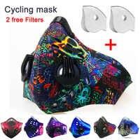 GLORSUN Anti Staub Maske für Mund pm2.5 Staub Atemschutz Großhandel Atem anti geruch verschmutzung laufsport maska