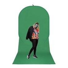 Selens – arrière plan vert pour Studio photo, réflecteur pliable Portable, pour diffusion en direct, vidéo YouTube
