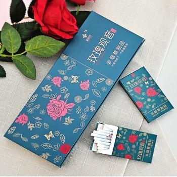 The Herbal Tea Smoke (Rose Flavor Made from Rose) to Quit smoking artifact Smoke like real smoke недорого