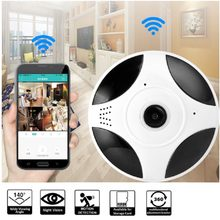 Vr1-x13 (960p) Panoramic VR Webcam Ceiling Flying Saucer Monitoring Wireless Mobile Phone Remote 360 Degree Camera New(China)