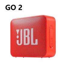Go2 Mini Portable Wireless Bluetooth Speaker IPX7 Waterproof Outdoor Go 2 Subwoofer Speaker Sport Rechargeable Battery with Mic