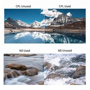Image 5 - טלסין מקטב CPL מסנן עדשת מגן מגנטי מסנן עם הר עבור GoPro גיבור 8 שחור פעולה מצלמה עדשת Accessoreis