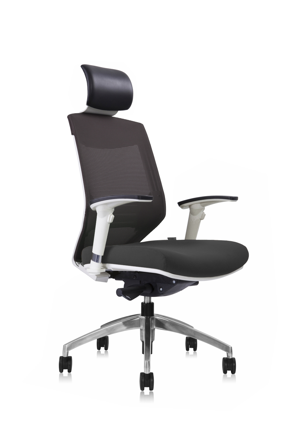 Mesh Fabric Manager Office Chair Adjustable New High Back KTG Mechanism Headrest Gaming Chairs
