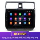 2 Din Car Radio 10.1...