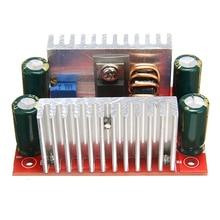 DC Boost Converter Voltage Regulator Step Up Module 8.5V-50V to 10V-60V 400W 15A Power Supply Driver Adjustable цена и фото