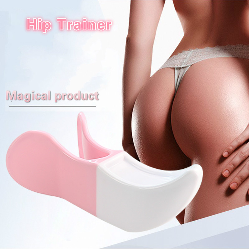 Hip Trainer Muscle Exercise Fitness Equipment Correction Buttocks Device Butt Training Pelvic Floor Muscle Inner Thigh Exerciser
