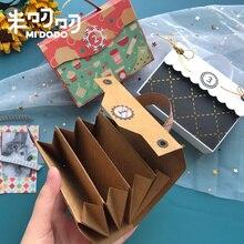 Accordion Cutting Dies 2019 for Scrapbooking Memory Photo Album Card Making Paper Craft Midodo New Metal Cutting Dies