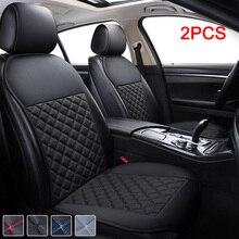 Car Seat Cover Leather Auto Front Seat Cover For Hyundai Sonata 2018 Sorento 2017 Tucson 2017 2016 2008 2007 2018 Veloster Verna