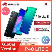 Huawei P40 Lite E 4GB 64GB Smartphone 48MP AI Kameras 6.39 ''FHD Bildschirm Kirin 710 Octa Core huawei Telefon Celular الهاتف الخلوي