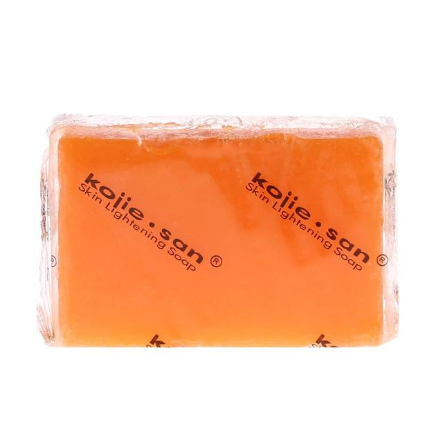 Whitening Soap Skin Bleaching Kojic Acid Glycerin Handmade Soap Deep Cleaning 2